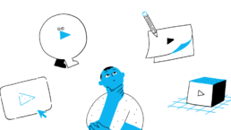 Animation style character