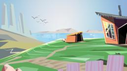 Story Driven video landscape