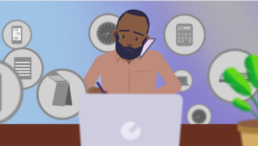 Fintech Animation