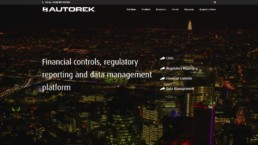 AutoRek Website still