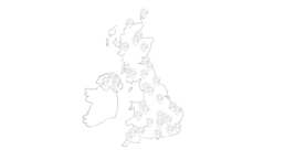 Crisis Sketch UK map