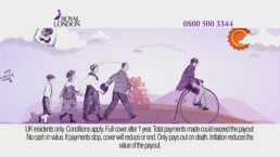 Royal London TV advert