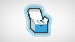 Devyser Test Tube Box