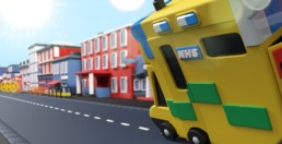 NHS COVID-19 Animation
