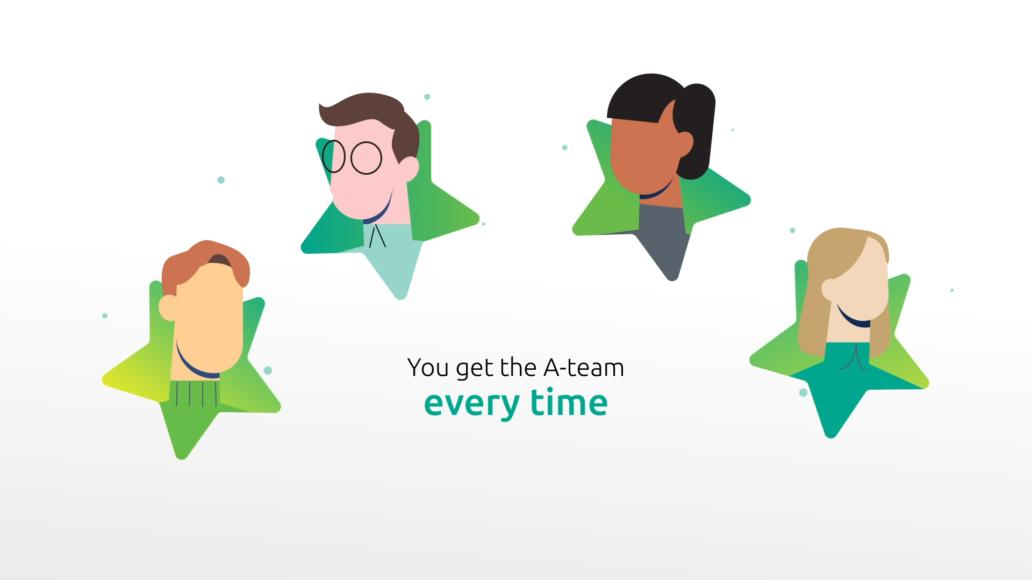 video pack screenshot a team