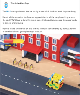 Mobile Game Animation