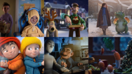 Animated Christmas Adverts